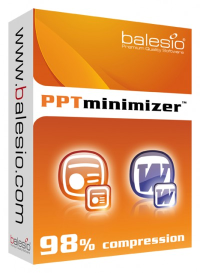 PPTminimizer Compact Edition 4.0 screenshot
