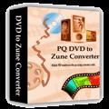 PQ DVD to zune Converter Pro 3.1 screenshot