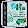 PQ zune video Converter Pro 3.1 screenshot