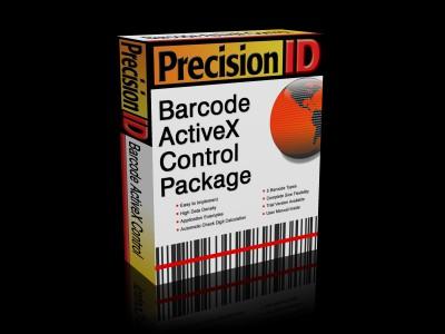 PrecisionID Barcode ActiveX Control 1.9 screenshot
