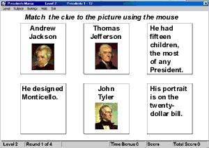 Presidents-Mania 1 screenshot