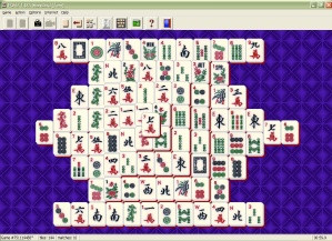 Pretty Good MahJongg 2.60 screenshot