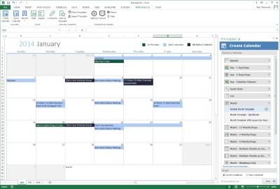 PrintableCal 2020.12 screenshot