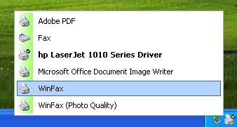 PrinterExpress 1.32 screenshot