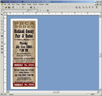 PrintersBench Enterprise 1.15 screenshot