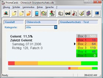 PrismaCards 3.33 screenshot