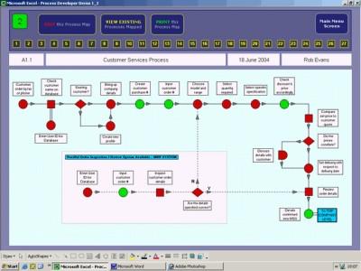 Process Developer Enterprise Edition 2.1 screenshot