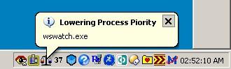 Process Tamer 2.11.01 screenshot