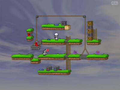 Professor Fizzwizzle 1.02 screenshot