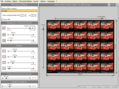 proof-printer 2.08 screenshot