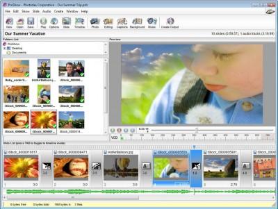 ProShow Standard 3.0 screenshot