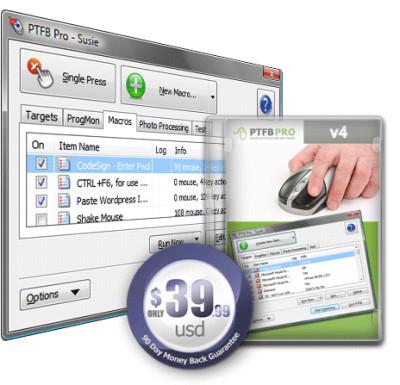 PTFB Pro 5.4.0.1 screenshot