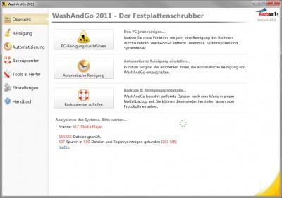Purgatio Pro 2008u screenshot