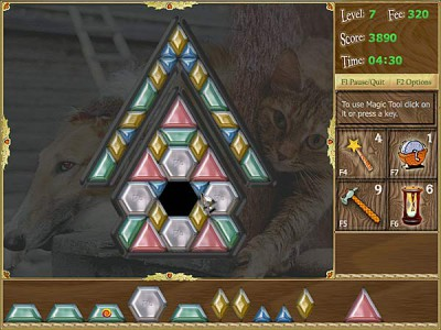 Puzzle Inlay 1.45 screenshot