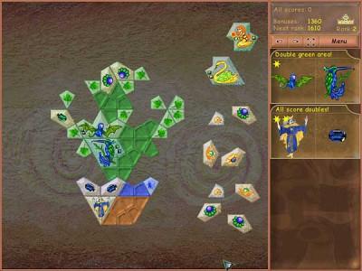Puzzle Myth 1.16 screenshot