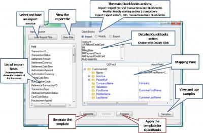 QImport 11.0.0 screenshot