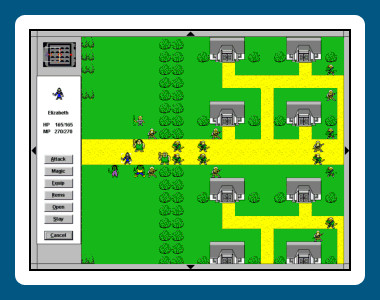 QuadQuest 2.32.75 screenshot