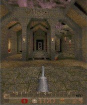 Quake I port for Nokia Series 60 (2nd edtion) 0.02 screenshot