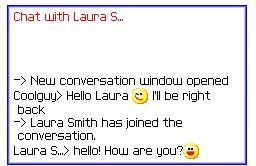 QuickIM Mobile Instant Messenger for MSN / AOL 2.5 screenshot