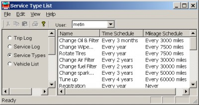 QuickMIle 3.0 screenshot