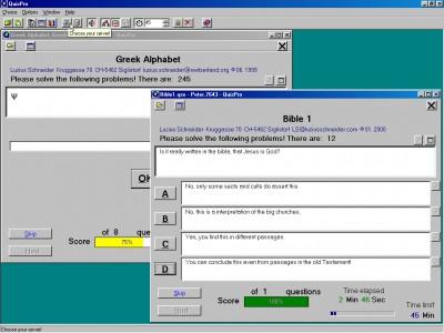 QuizPro 3.4.4 screenshot