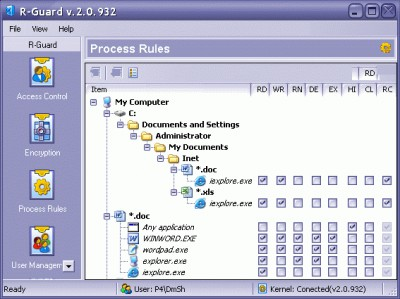 R-Guard 2.2 screenshot