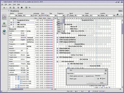 Radio Explorer 2.7.7 screenshot