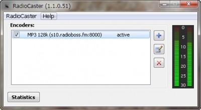 RadioCaster 2.8.0.0 screenshot