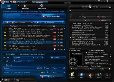 Radiotracker 6 screenshot