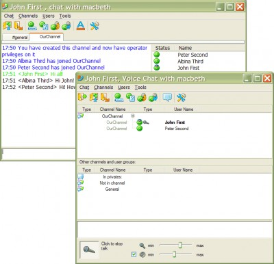 Radmin Communication Server 3.0 screenshot