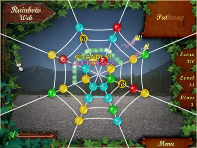 Rainbow Web 1.6 screenshot