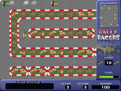 Rally Racers 1.0 screenshot