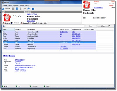 Rander 5.0 screenshot