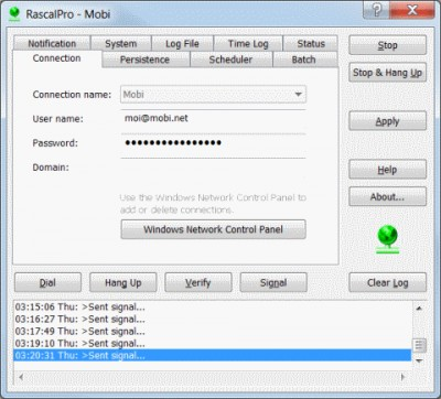 RascalPro 3.15 screenshot