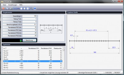 RasterCalc 3.2 screenshot