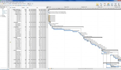 RationalPlan Multi Project 5.0.7699 screenshot