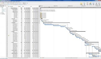 RationalPlan Multi Project 5.5.0 screenshot