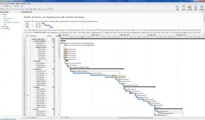 RationalPlan Single Project 5.3.7811 screenshot