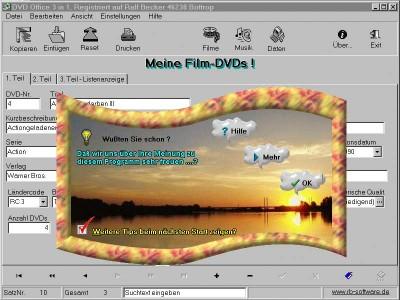 RB-DVD Office 3.00.000 screenshot