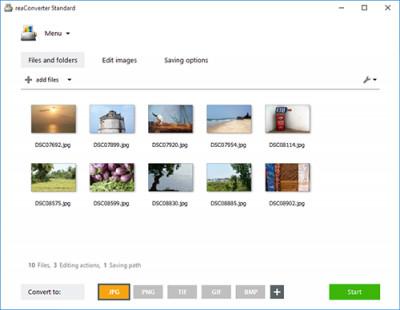 reaConverter 7.4.95 screenshot