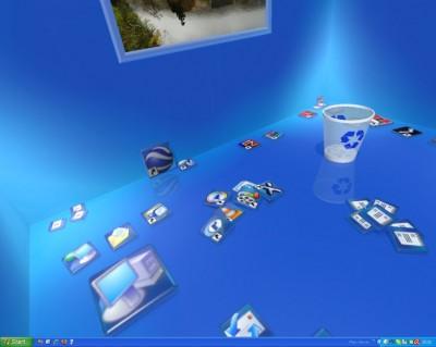 Real Desktop 1.22 screenshot