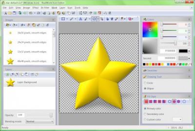 RealWorld Icon Editor 2010.1 screenshot