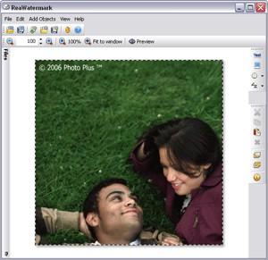 ReaWatermark 2.1 screenshot