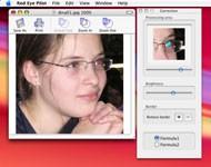 Red Eye Pilot for Mac 1.60 screenshot