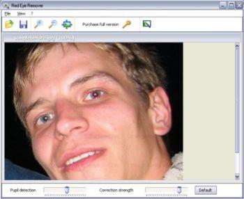 Red Eye Remover 2.0 screenshot