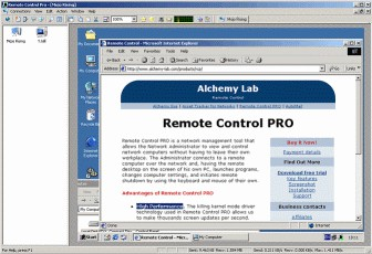 Remote Control PRO 3.7 screenshot