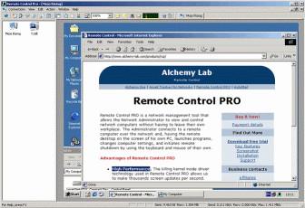 Remote Control PRO 3.7 screenshot
