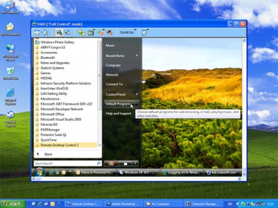 Remote Desktop Control 3.0.0.21 screenshot