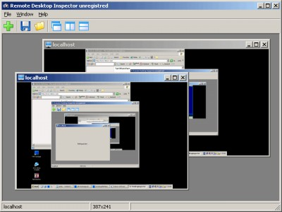 Remote Desktop Inspector 1.2.8 screenshot