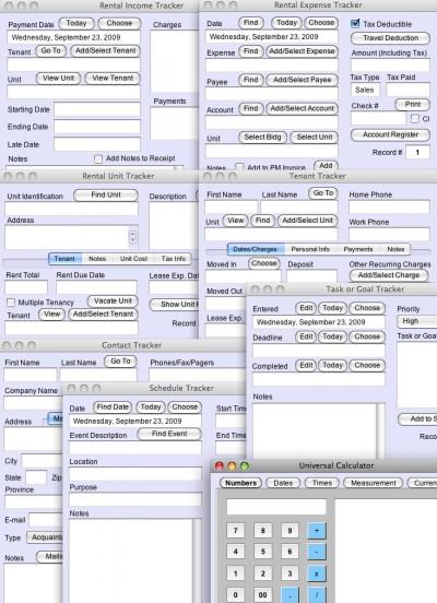 Rental Property Tracker Plus 1.12.8.7 screenshot